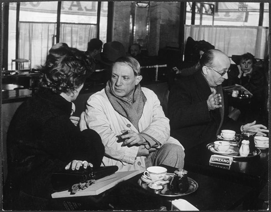 Lindsay Short-form | The Lost Generation; Cafes in Paris | Pablo Picasso at the Cafe de Flore