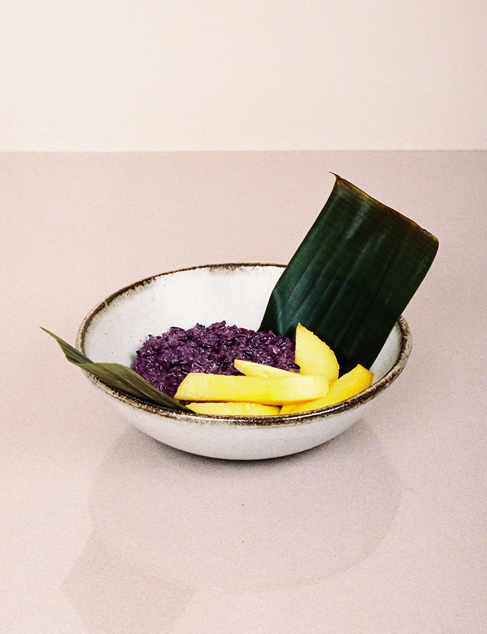 Lindsay Recipe | Thai Sticky Rice with Mango by Nartchanok Jansri McHaffie | Photo by Beth Wilkinson