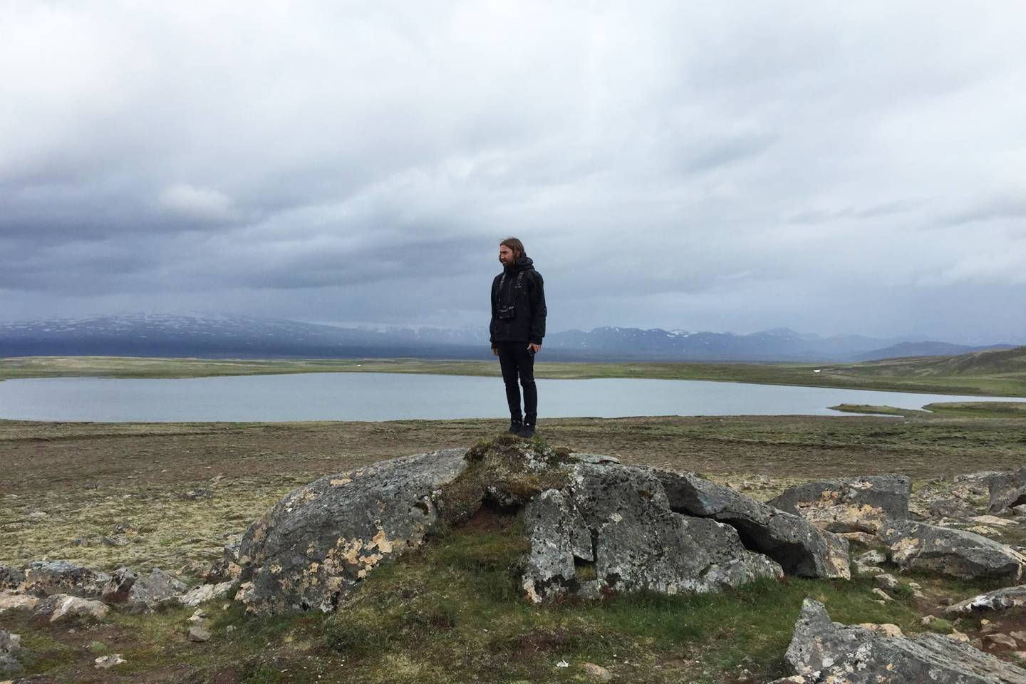 Lindsay Interview | Artist David Booth (Ghostpatrol) on Creativity Within Iceland's Epic Landscape