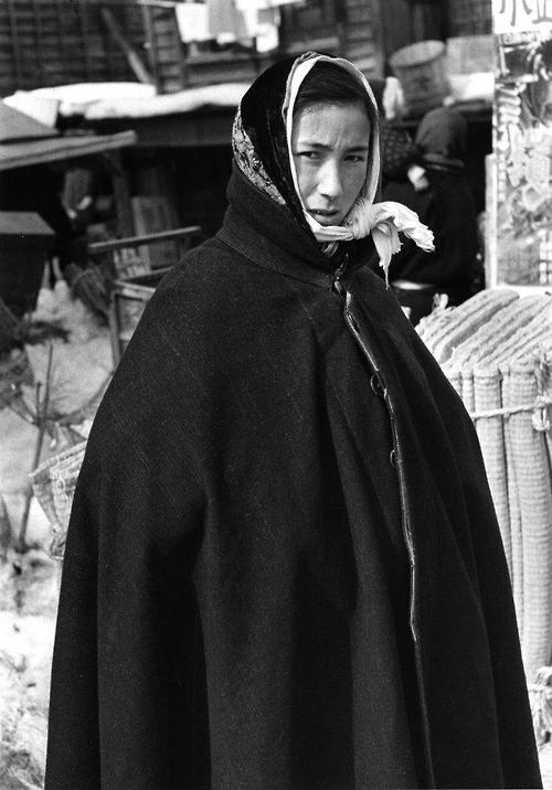 Lindsay Photo Essay | Ihei Kimura's Intimate Observations | Omagari, Akita, 1953. Photo by Ihei Kimura.