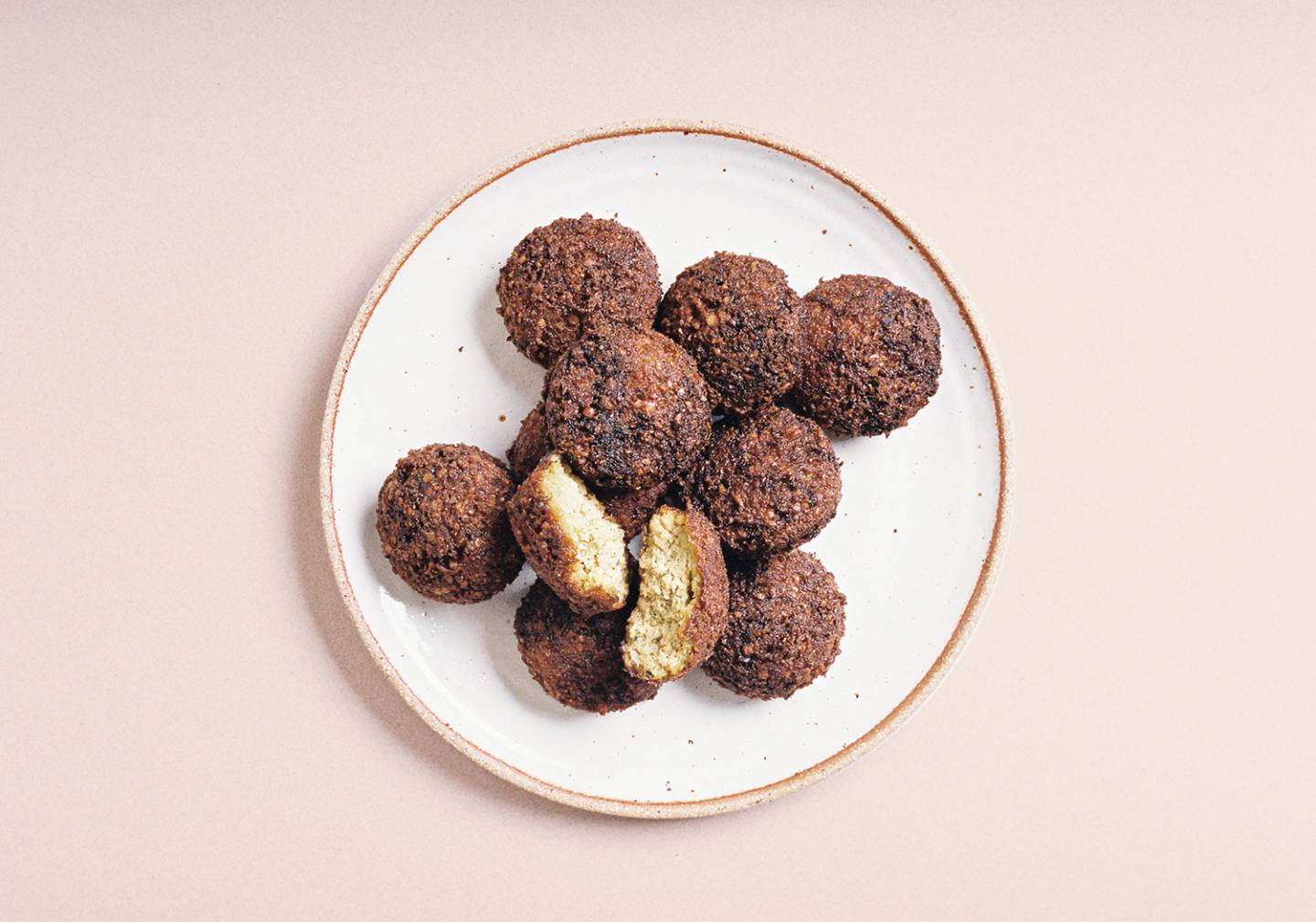 Lindsay Recipe | A1 Bakery's Famed Lebanese Falafel | Photo by Beth Wilkinson