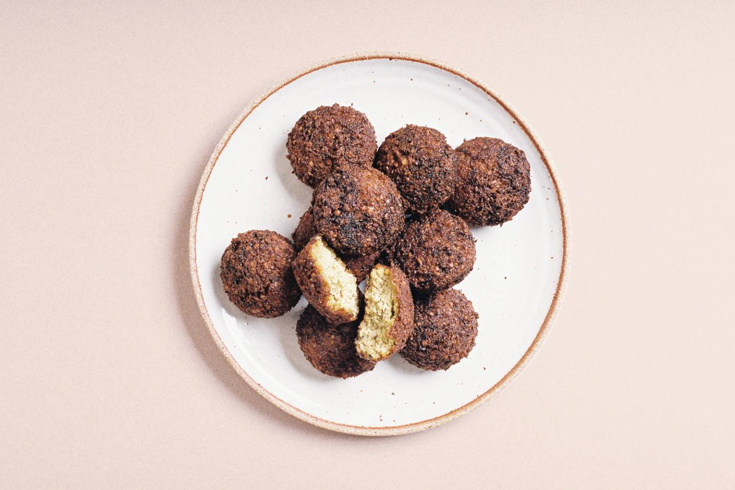 Lindsay Recipe | A1 Bakery's Famed Lebanese Falafel | Photo by Beth Wilkinson for Lindsay