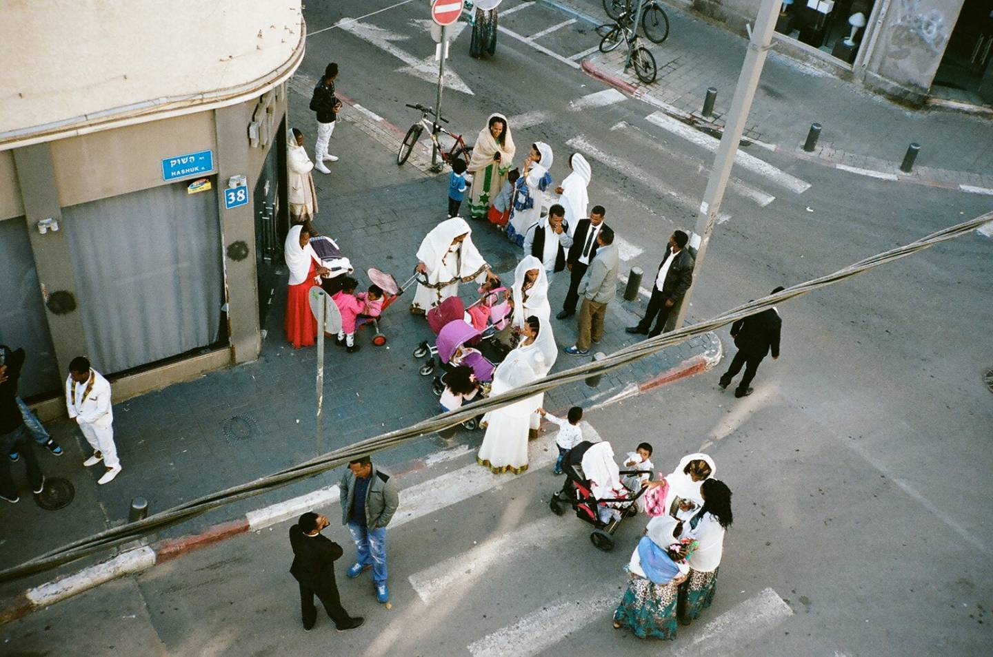 Lindsay Interview | Caught on Film: Jill Schweber Documents a Modern Tel Aviv