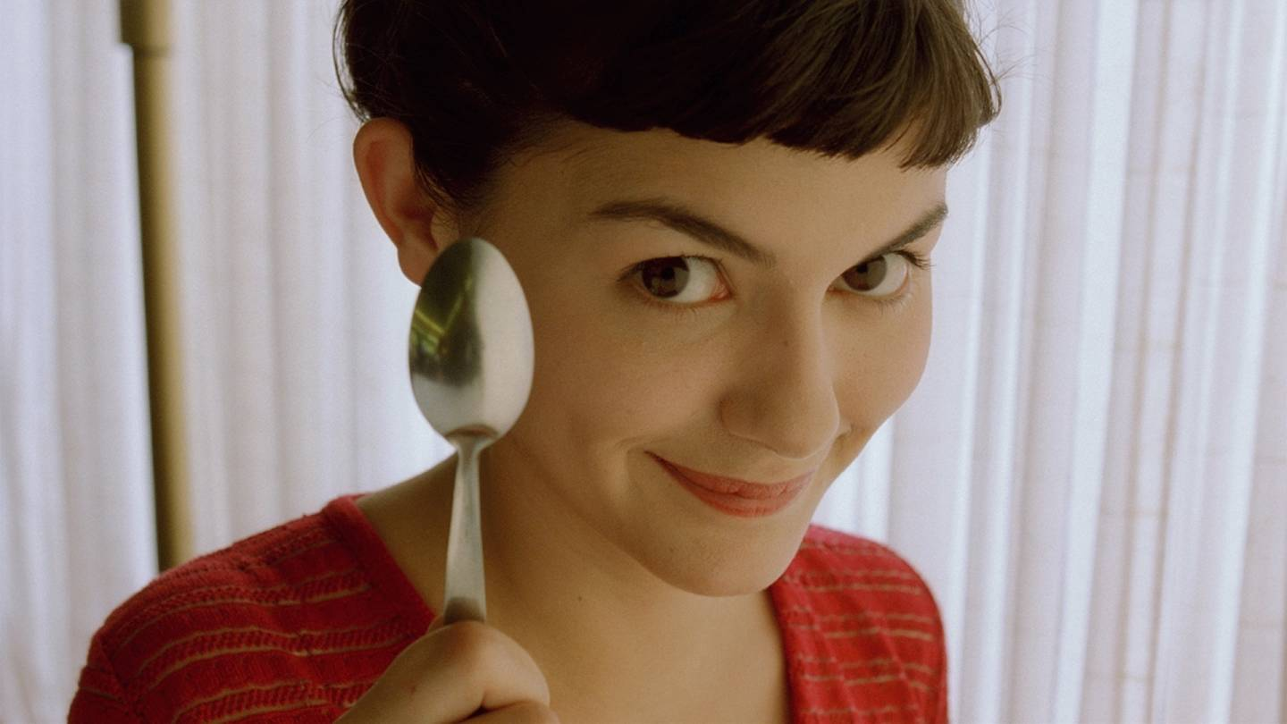 "Lindsay List | Six Signature Dishes from the World of Cinema | Audrey Tautou in Jean-Pierre Jeunet's ""Amélie,"" (2001)"