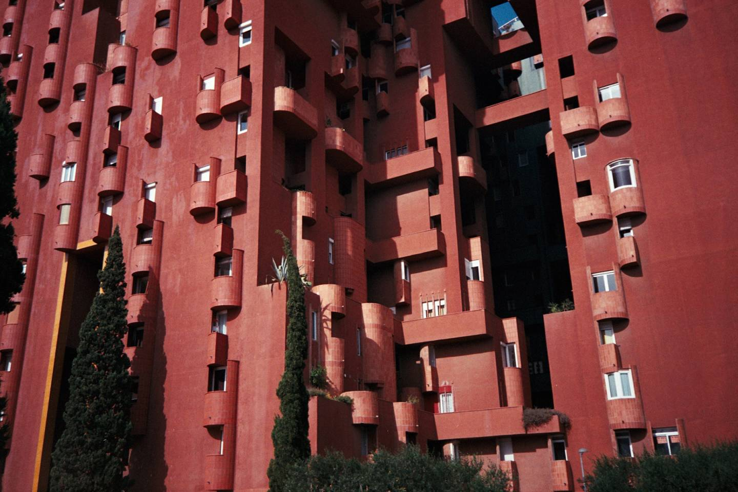 Lindsay Photo Essay | Building Culture... in Barcelona | Walden 7, photo by Anna Izquierdo