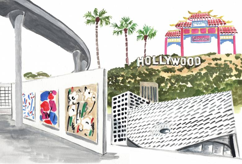 Why los angeles is famous essay