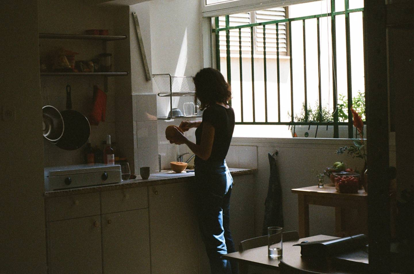 Lindsay Photo Essay | Spaces: Inside a Florentine Bauhaus Apartment in Tel Aviv | Photo by Tal Sophia for Lindsay