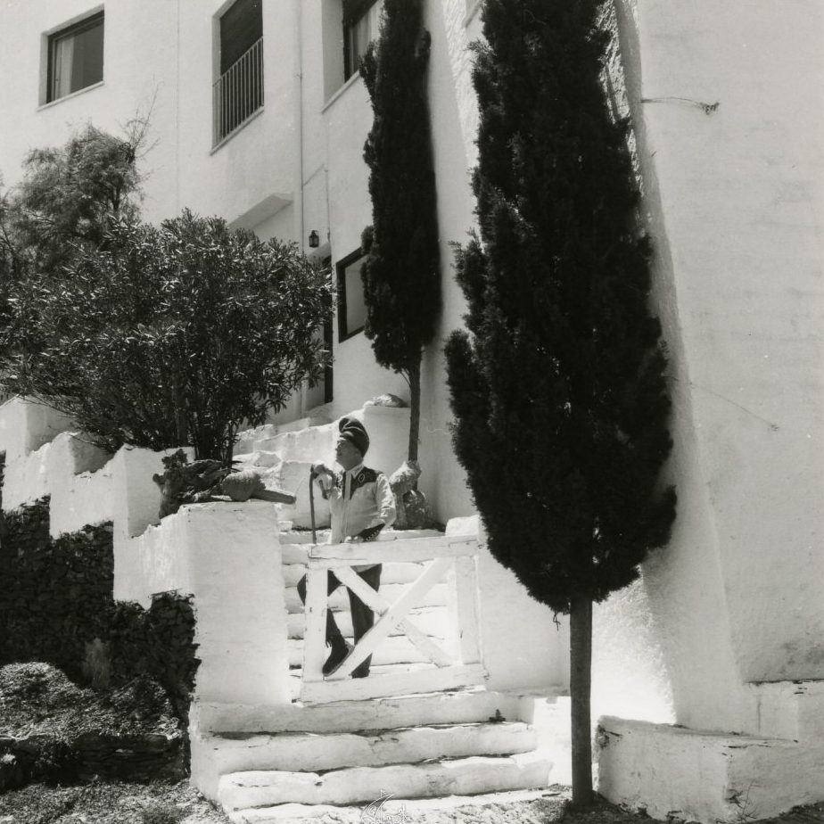 Lindsay | Where They Lived: The Home of an Artist | Salvador Dalí House, Portlligat, Spain