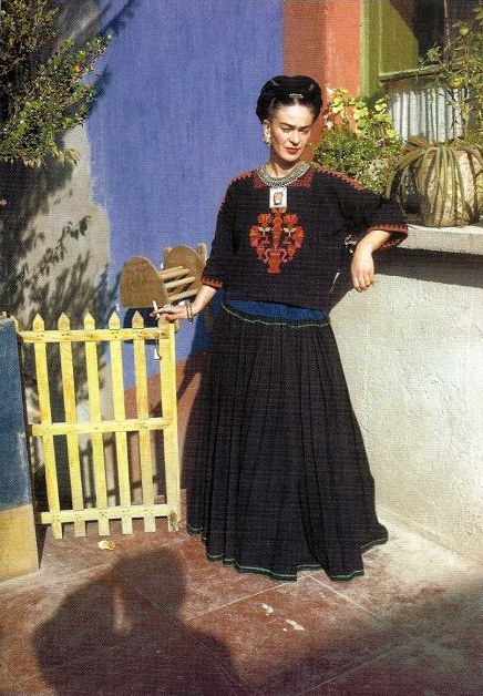 Lindsay | Where They Lived: The Home of an Artist | Frida Kahlo, Mexico City, Mexico