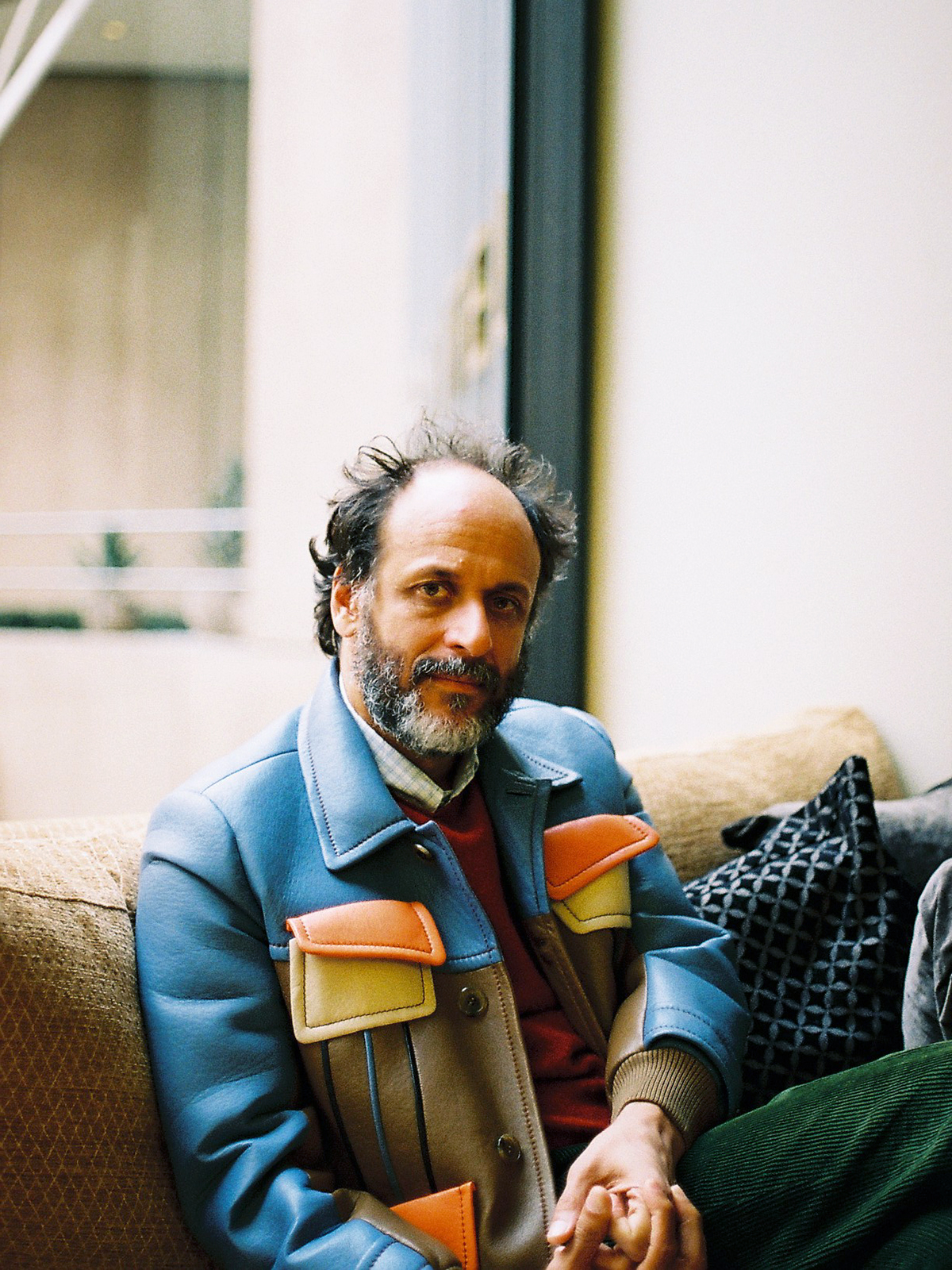 Lindsay Interview | Luca Guadagnino on his tender new film 'Call Me By Your Name' | Photo by Beth Wilkinson for Lindsay