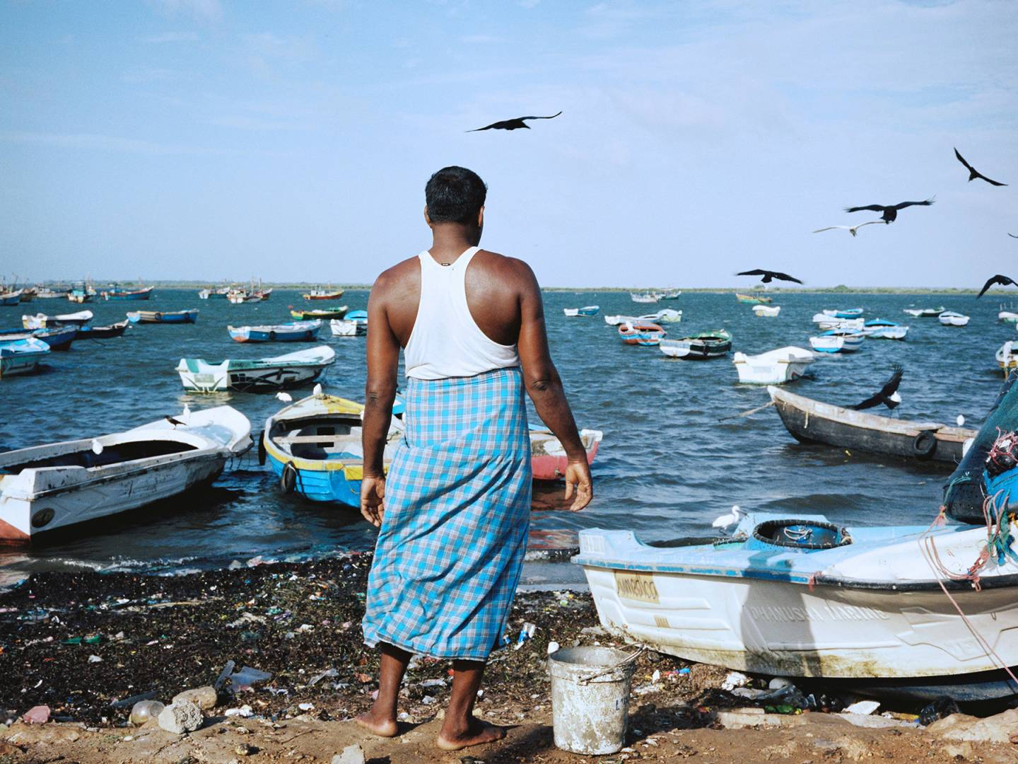 Lindsay Photo Essay | A Fishing Port Revived | Gurunagar, Sri Lanka