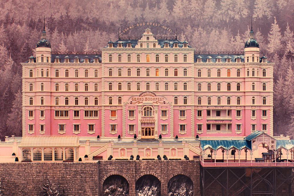 Lindsay | The Uncanny Worlds of Wes Anderson | The Grand Budapest Hotel (2014)