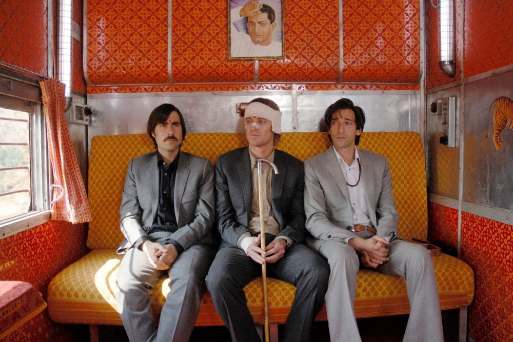 Lindsay | The Uncanny Worlds of Wes Anderson | The Darjeeling Limited (2007)