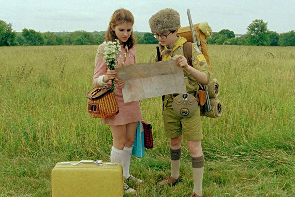 Lindsay | The Uncanny Worlds of Wes Anderson | Moonrise Kingdom (2012)