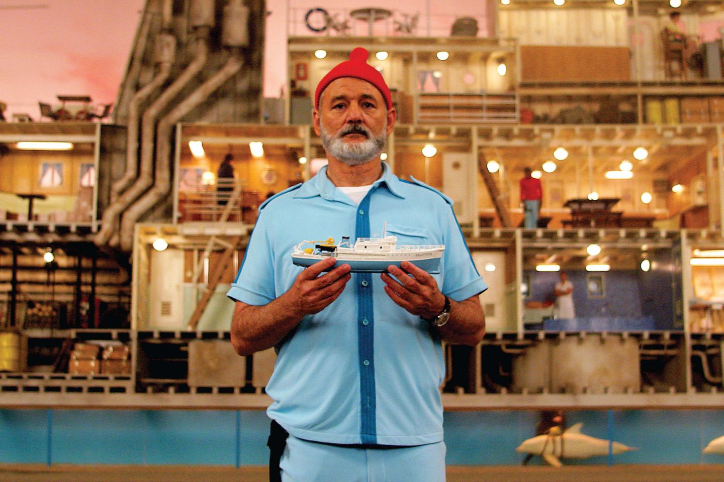 Lindsay | The Uncanny Worlds of Wes Anderson | The Life Aquatic with Steve Zissou (2004)