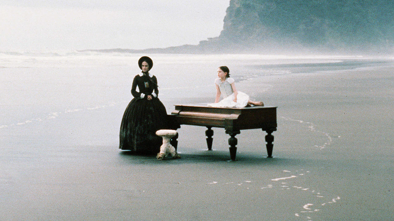 Lindsay Book Review | Ghostly Intimacy at the Edge of the World: Jane Campion's 'The Piano'