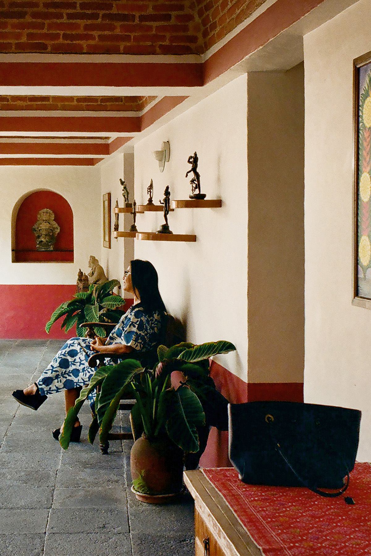Lindsay Issue No. 1 | A Trove of Art and History in Cuernavaca | Photo by Pia Riverola for Lindsay