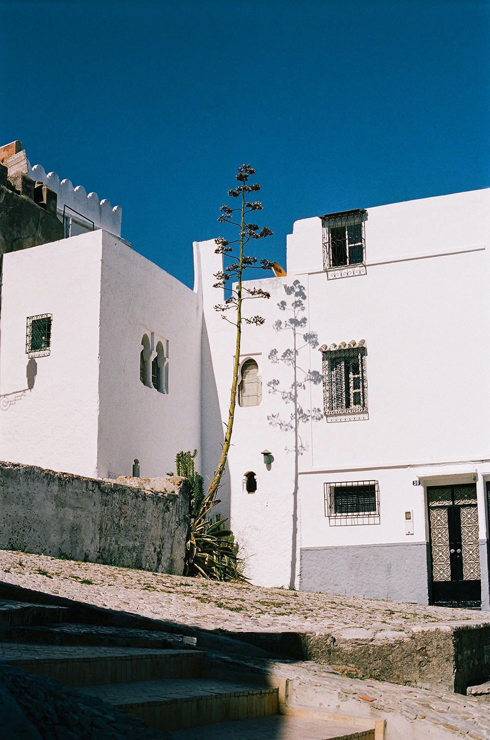 Building Culture in Tangier, photo by Florencia Lucila