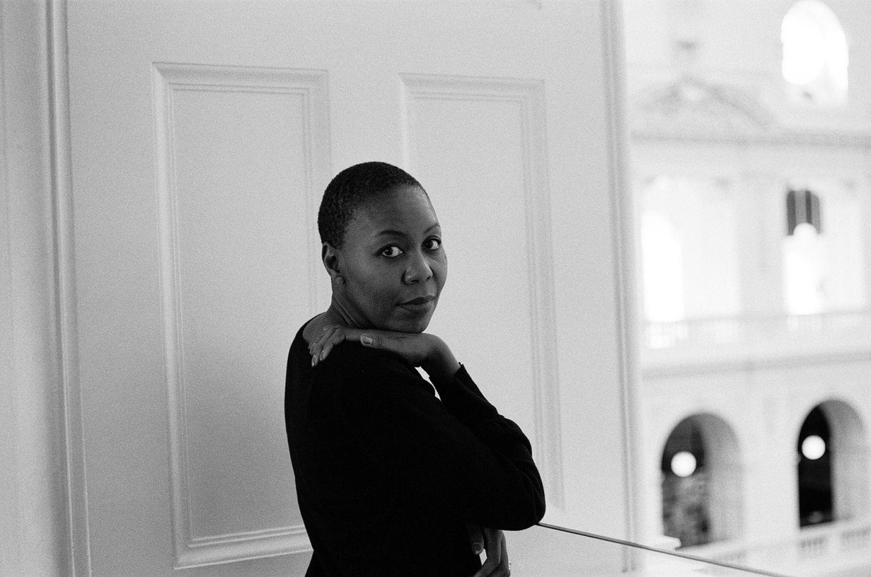 Sisonke Msimang, photo by Beth Wilkinson for Lindsay